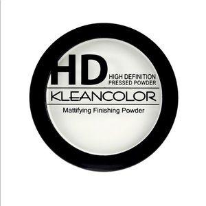 Kleancolor HIGH DEFINITION MATTE FINISHING- POWDER